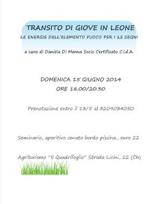 Seminario transito Giove in Leone - Copia